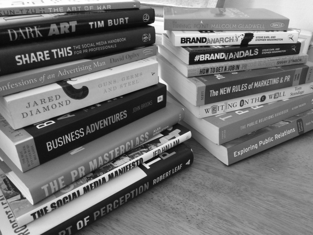 Book Recommendations: PR, Marketing and Social Media Matt Silver