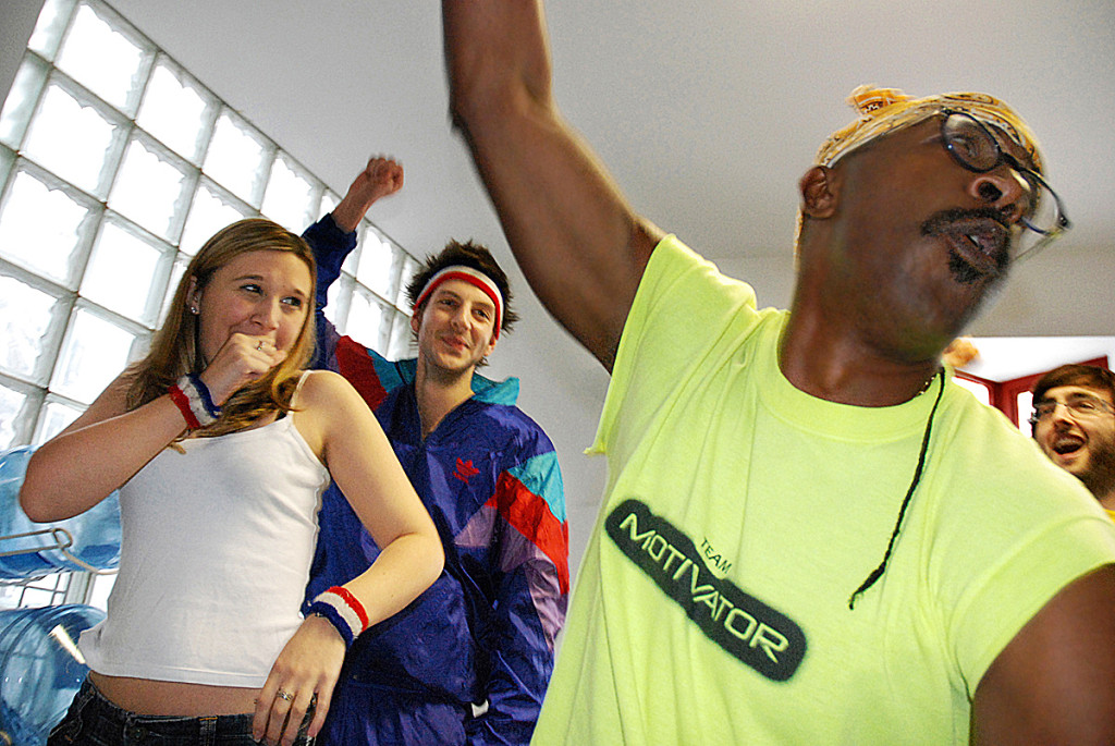 Mr Motivator - what motivates people to join PR's professional bodies?