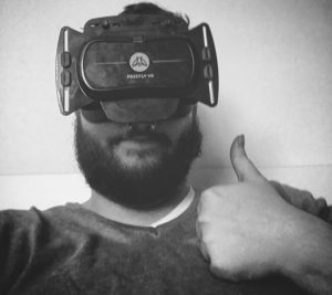 Freefly Virtual Reality HMD