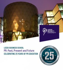 25 Years of PR Education at Leeds Business School
